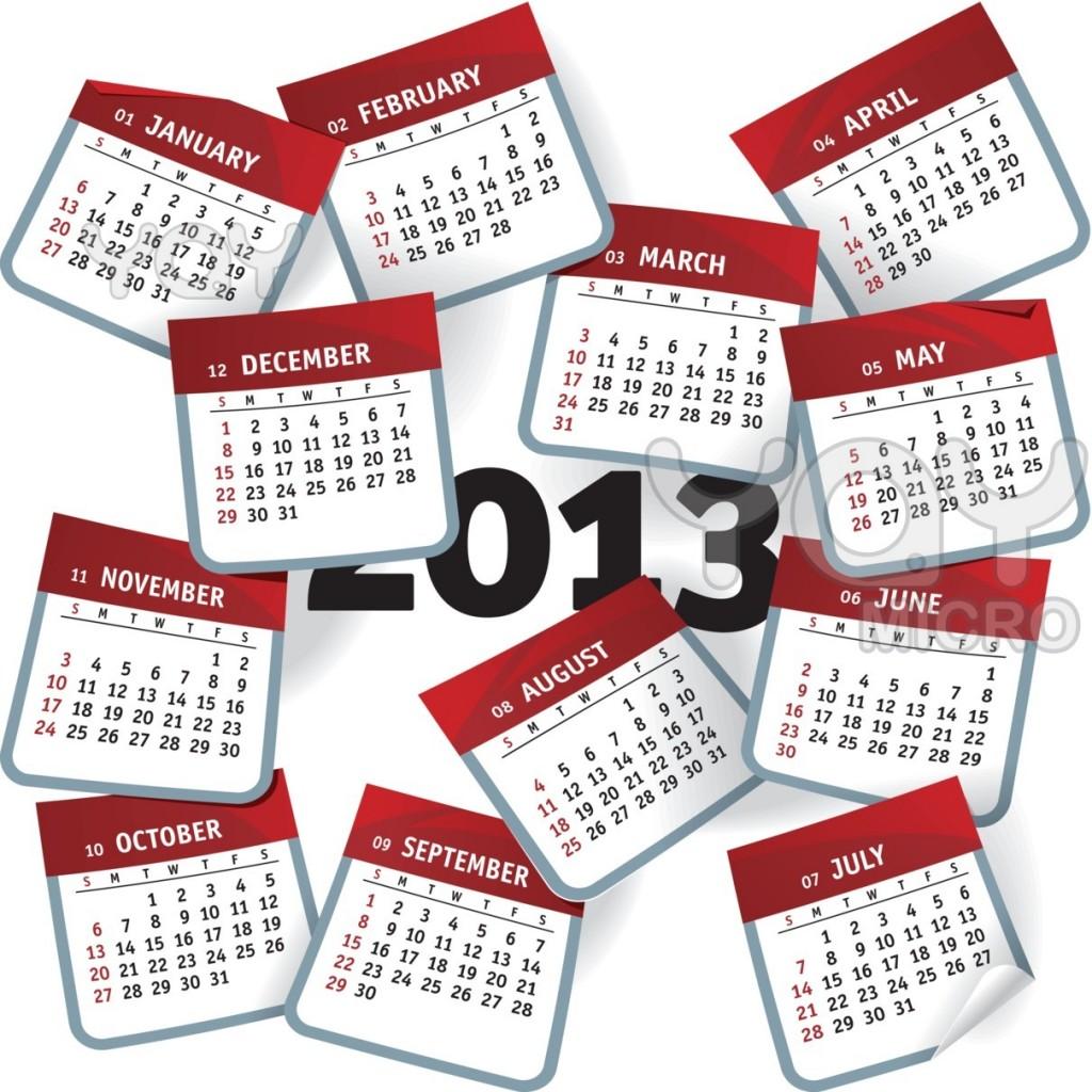 calendar2013